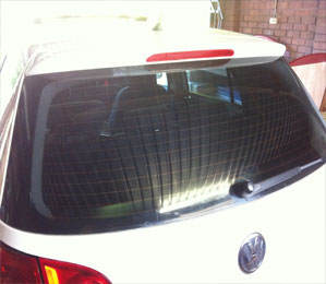 Glass Window Tinting Melbourne