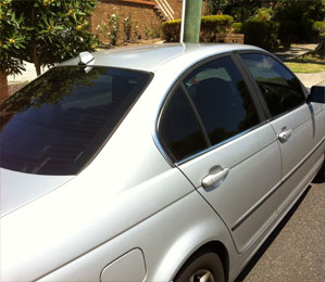 Professional Window Tinting Melbourne